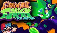 fnf VS Advent Neon